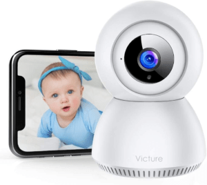 Victure 1080P FHD Baby Monitor