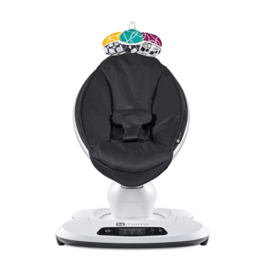 4moms mamaRoo 4 Baby Swing Bluetooth Baby Rocker with 5 Unique Motions