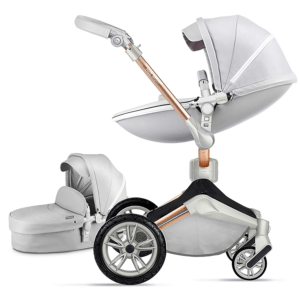 Baby Stroller 360 Degree Rotation Function